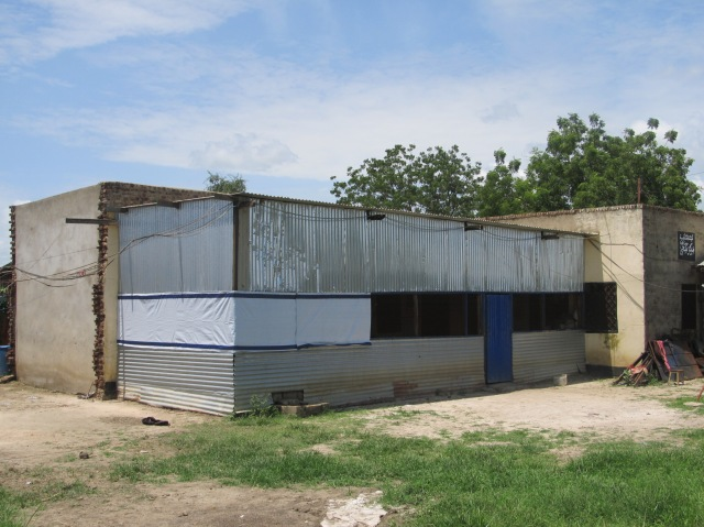 Diocese of Malakal health clinic